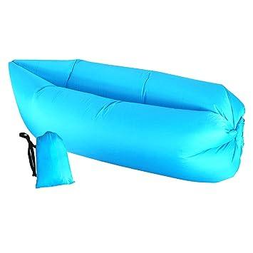 emoonland tumbona hinchable para exteriores Air de dormir ...