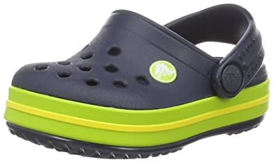 a41351b132 Amazon.com | Crocs Kids' Crocband Clog | Clogs & Mules