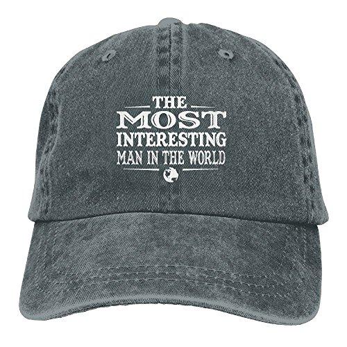 World Most Interesting Man Costume (Cowboy Hat Most Interesting Man For Adult)