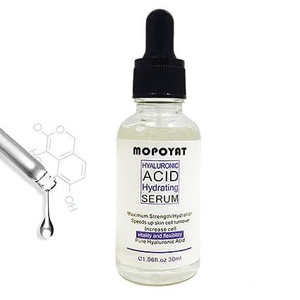 cocohot Sérum para el rostro vitamina C/Ácido Hialurónico/Colágeno/24 K gasolina