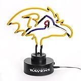 The Memory Company NFL Ravens Unisex Neon Lamp