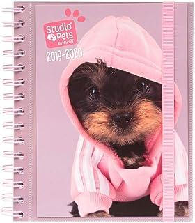 Agenda escolar 2019/2020 semana vista Studio Pets Cats ...