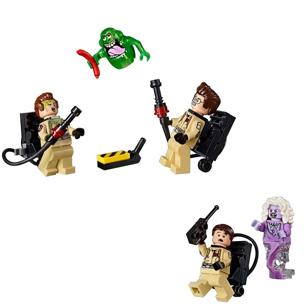 LEGO Ghostbusters 75827 Firehouse Headquarters Building Kit (4634 Piece) Piece) Piece) by LEGO Ghostbusters b77fb0
