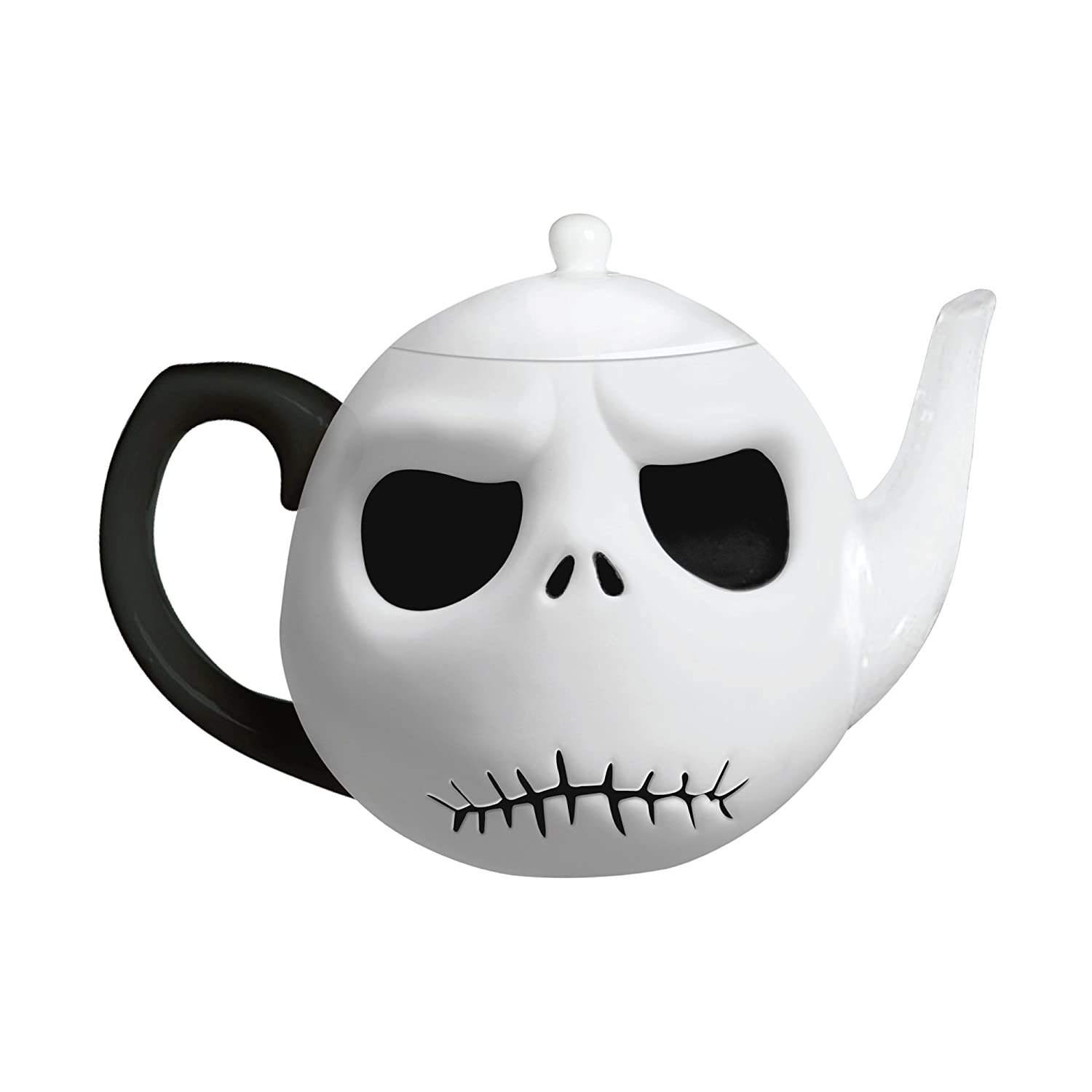 Nightmare Before Christmas Jack Head Teapot Vandor 55501 Accessory Consumer Accessories