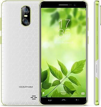 Smartphone Libres, HOMTOM S12 Android 6.0 Móviles de 5.0