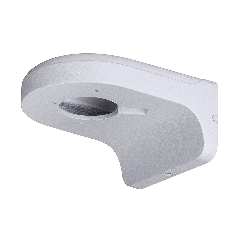 Amcrest AMCPFB204W Wall Mount Bracket for Dome Cameras, Compatible w/ AMC720DM28-B/W,AMC1080DM36-B/W, AMC721DM36-B/W, AMC1081DM36-B/W POE IPC: IP2M-844EB/W, IP4M-1055EB/W, IP8M-T2499EW