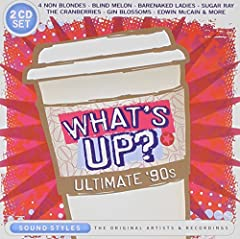 Ultimate 90s hits, featuring the original artists and recordings.