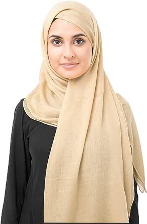 InEssence© Nueva bufanda de viscosa para mujer