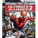 Marvel Ultimate Alliance 2 - PlayStation 3 Standard Edition