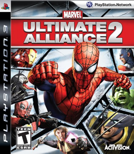 Marvel Ultimate Alliance 2 - Playstation - Outlets Mass Premium