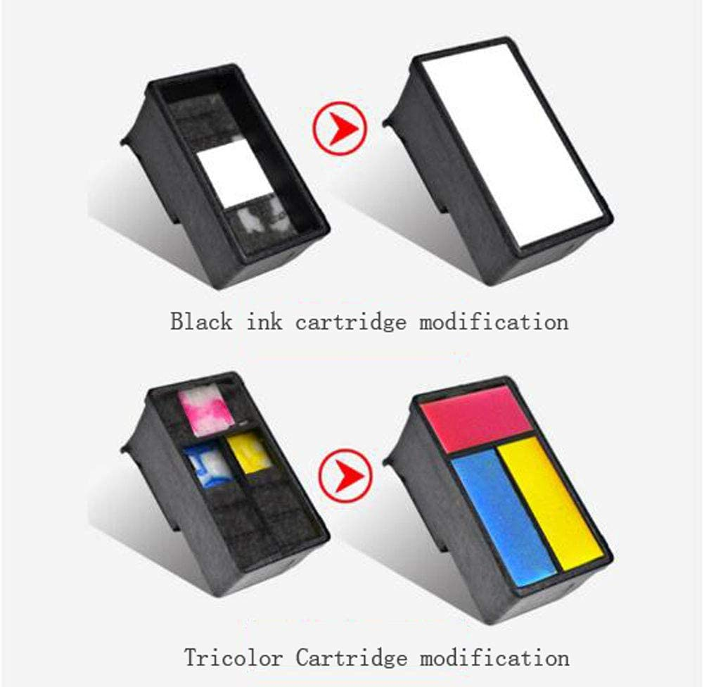 PG245XL GL246XL Cartridge Compatible with Canon PIXMA MG2420 MG2924 IP2820 Printer,for Canon MG2920 MG2520 MG2922 MG2929 MX492-black+tri-colorset