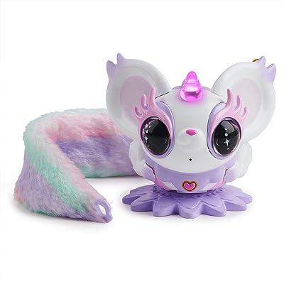 Pixie Belles - Interactive Enchanted Animal Toy, Esme (White): Toys & Games
