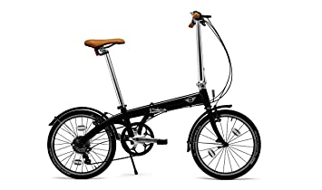 Bicicleta plegable mini bmw