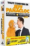 """Tout l'univers de Jeff Panacloc : le spectacle """"Jeff Panacloc perd le contrôle !"""" + le documentaire """"Jeff Panacloc, l'extraordinaire aventure"""" [Édition Collector]"""