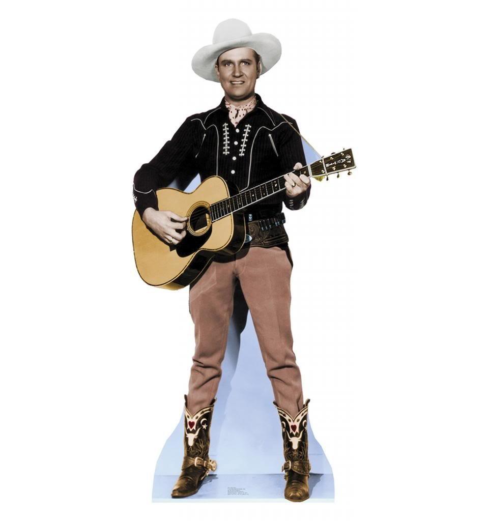 Gene Autry - Advanced Graphics Life Size Cardboard Standup