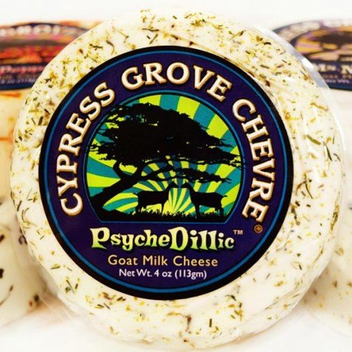 PsycheDillic Chevre by Cypress Grove (4 ounce)