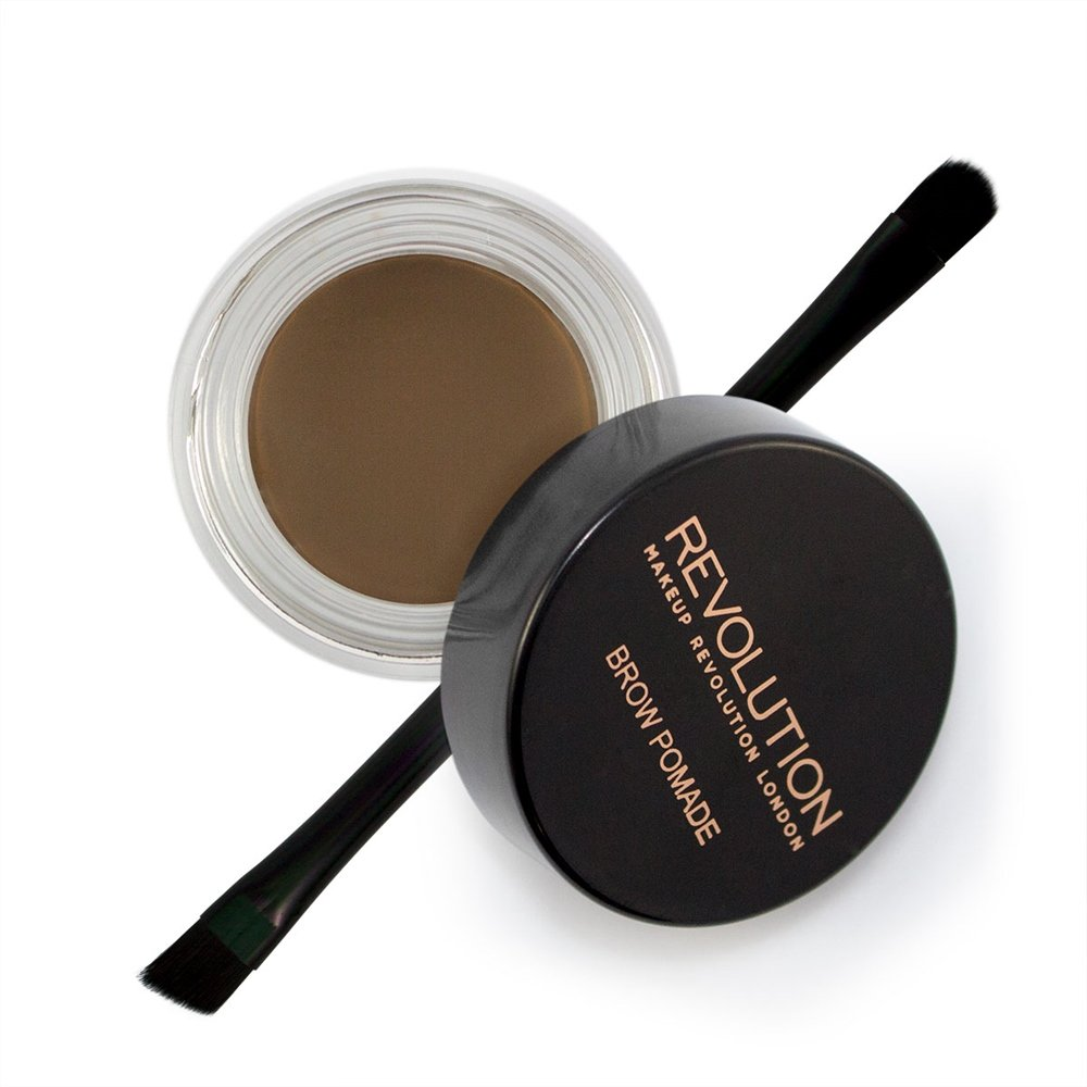MAKEUP REVOLUTION Brow Pomade Dark Brown, 3 g 18668