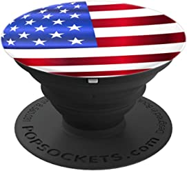 American Flag USA - PopSockets Grip and Stand for Phones and Tablets