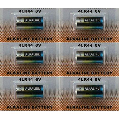 (Powertron 6-Pack 6-Volt Battery for Innotek SD-2000 SD-2000E SD-2000-22 Receiver Dog Collar )