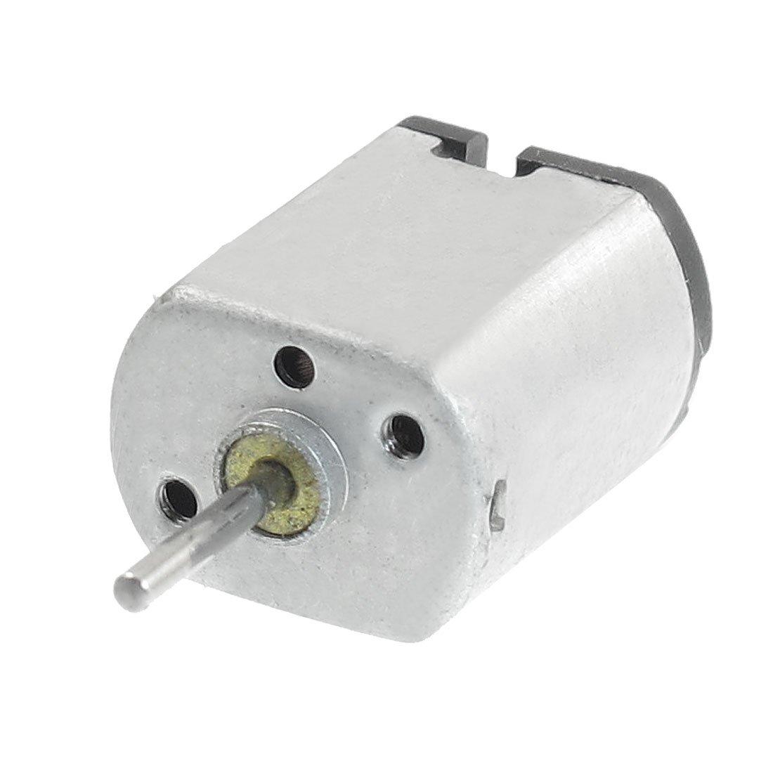 sourcingmap/® 7200-15000RPM 3-6V drehmomentstark Electrisch Ersatzmotor Mini DC Motor de