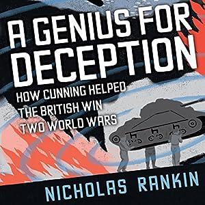 A Genius for Deception Audiobook