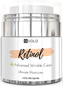 Win A Free OVOLO Moisturizer Cream with Retinol for Face and Eye Area