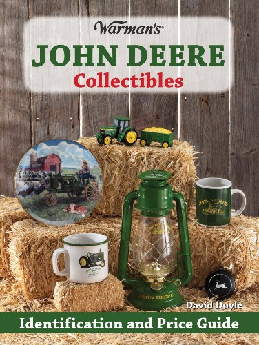 Warmans john deere collectibles identification and price guide warmans john deere collectibles identification and price guide by doyle david fandeluxe Choice Image