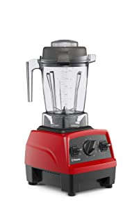 Vitamix E310 Explorian Blender, Professional-Grade, 48 oz. Container, Red