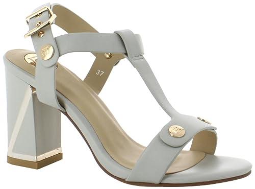 Womens Sondra Open Toe Sandals Laura Biagiotti tbPM6Xm