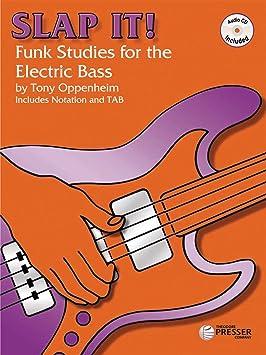 Slap It! Guitare Basse +CD: Tony Oppenheim: Amazon.es: Instrumentos musicales