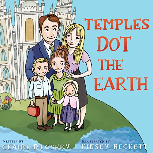 Earth Dots - Temples Dot the Earth