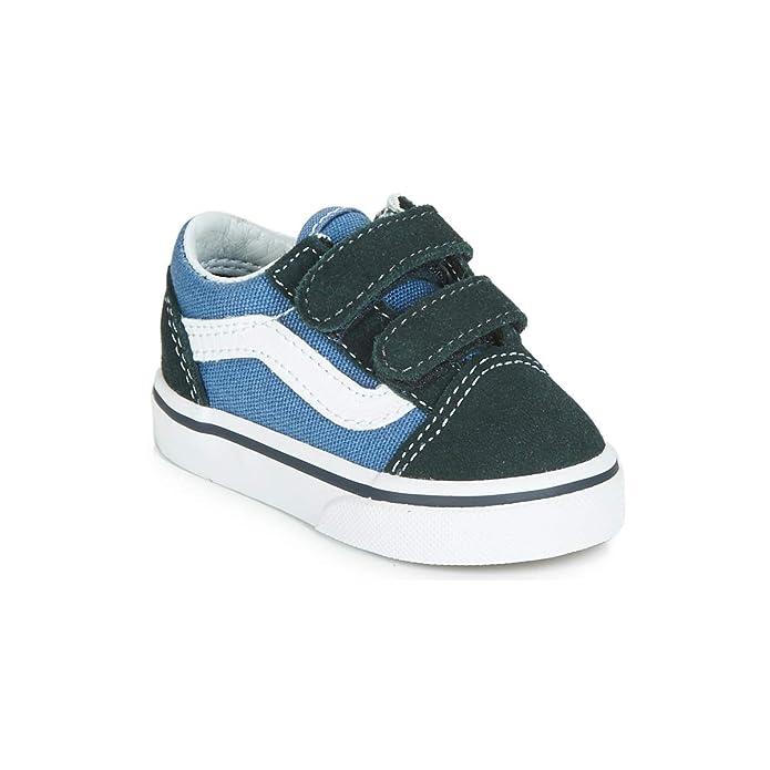 Vans Old Skool Sneakers Unisex Marine Blau