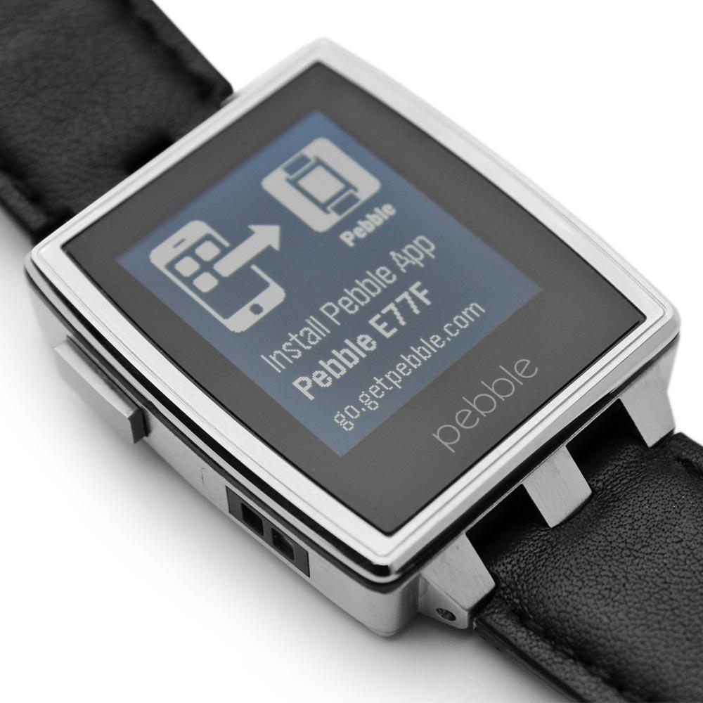 ArmorSuit MilitaryShield - Pebble Steel Smartwatch Protector ...
