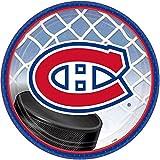 Montreal Canadiens Dessert Pla