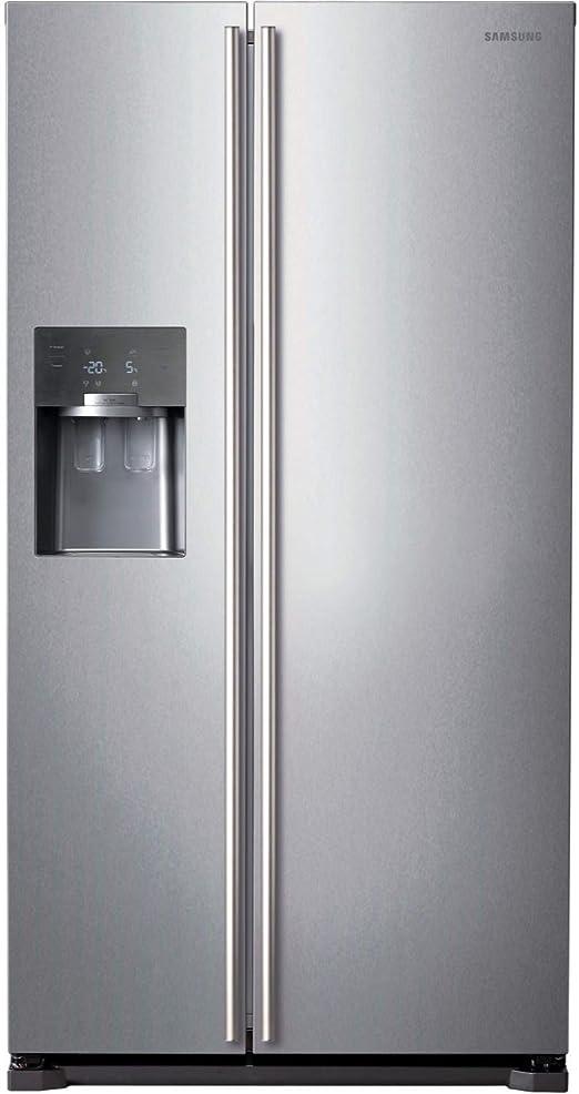 Samsung Rs7567bhcsp Platino Plata de Lado a Lado del congelador de ...