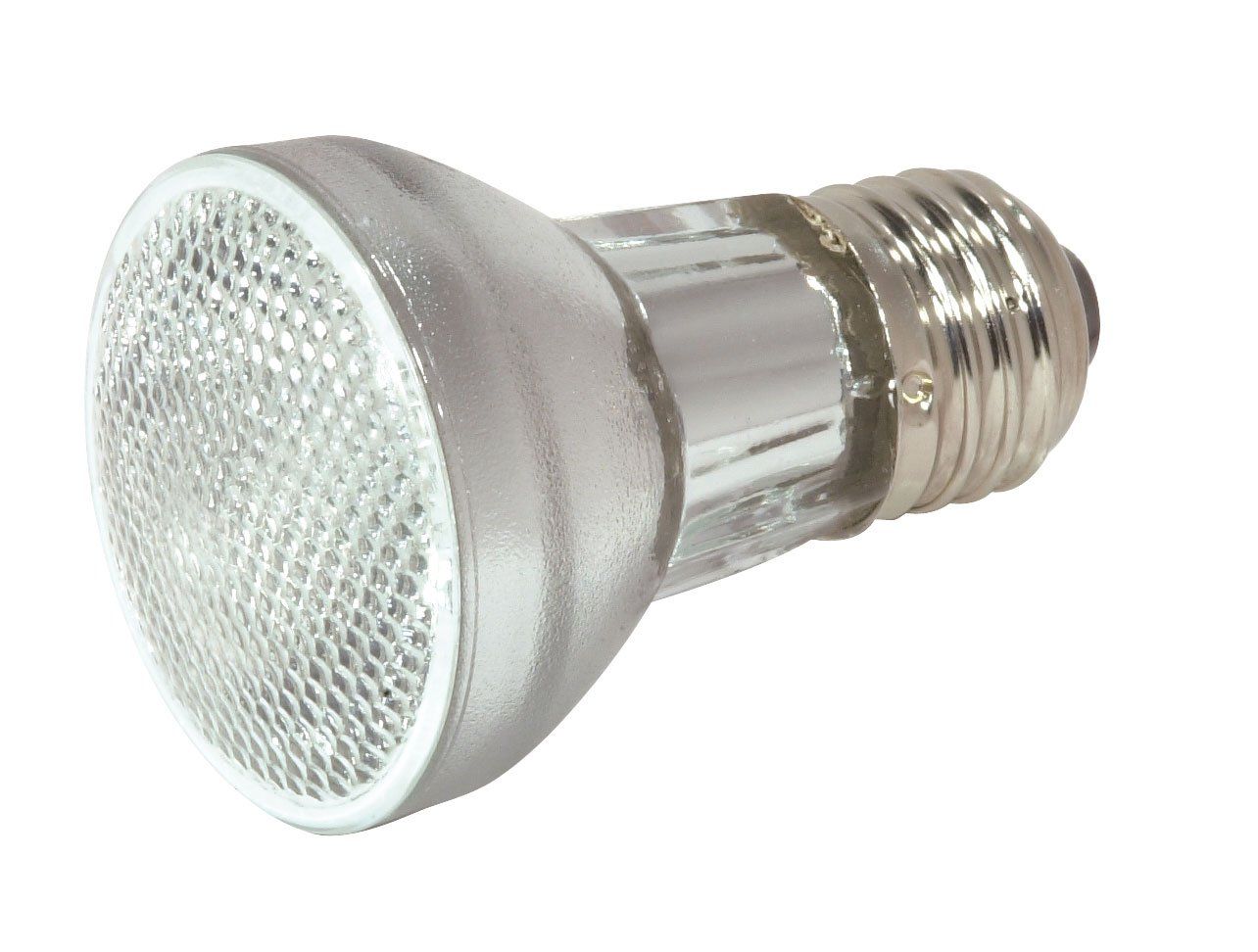 Satco S2303 75 Watt 800 Lumens PAR16 Halogen Narrow Flood 30 Degrees 130 Volt Clear Light Bulb Dimmable