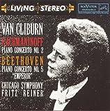 Rachmaninoff: Piano Concerto No. 2 / Beethoven: Piano Concerto No. 5 ''Emperor''