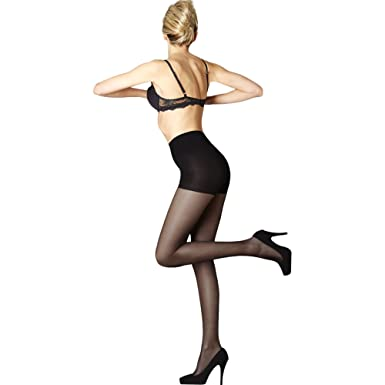 25cbaf8732506 Pretty Legs 15 Denier Body Shaping Soft Shine Tights (2 Pair Pack) (S