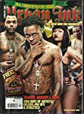 img - for Black Men's Urban Ink Magazine #17 The Best and the Baddest 4th Anniversary Issue Lil Wayne, The Game, Gucci Mane, Nicki Minaj, Birdman and More book / textbook / text book