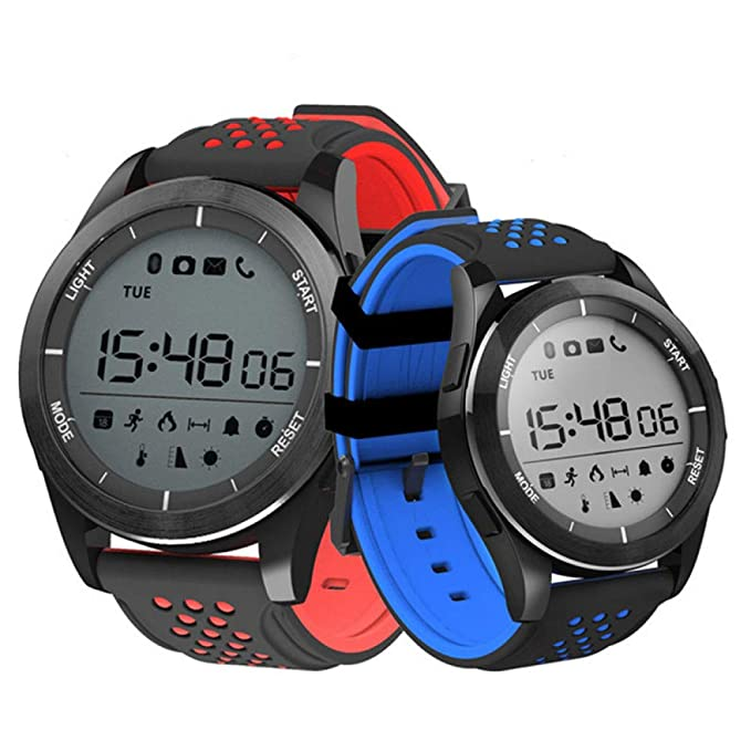 Wolfsay Brazalete Deportivo F3 Deportes Smartwatch Bluetooth ...