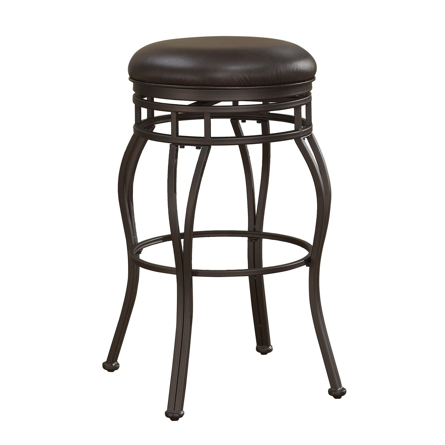 Amazon com american woodcrafters villa tall bar stool kitchen dining