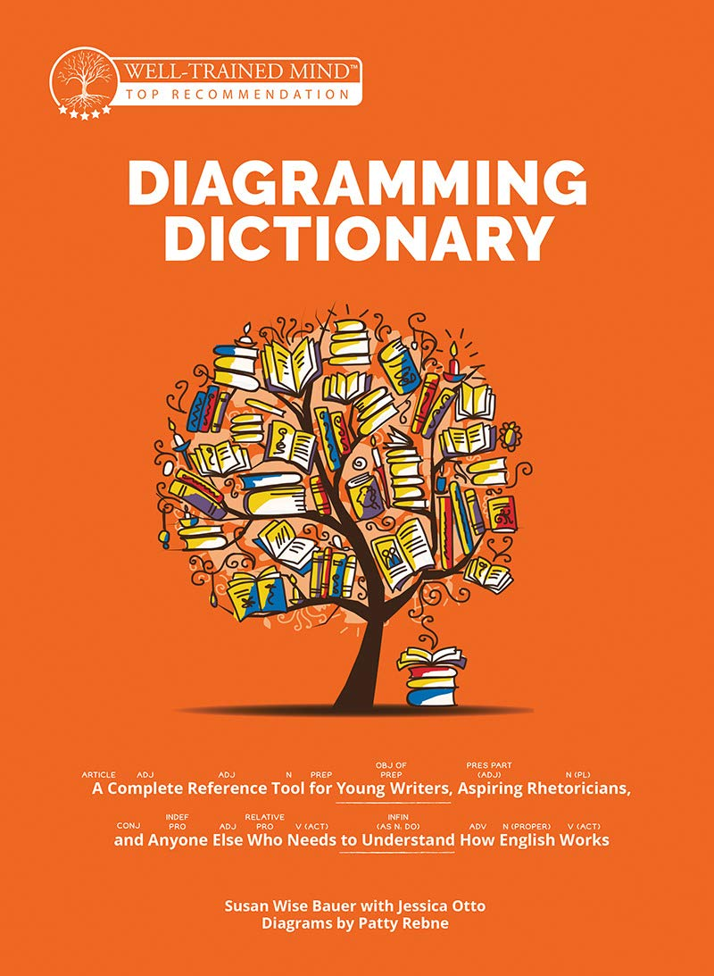 42b35c188 The Diagramming Dictionary  A Complete Course for Young Writers ...