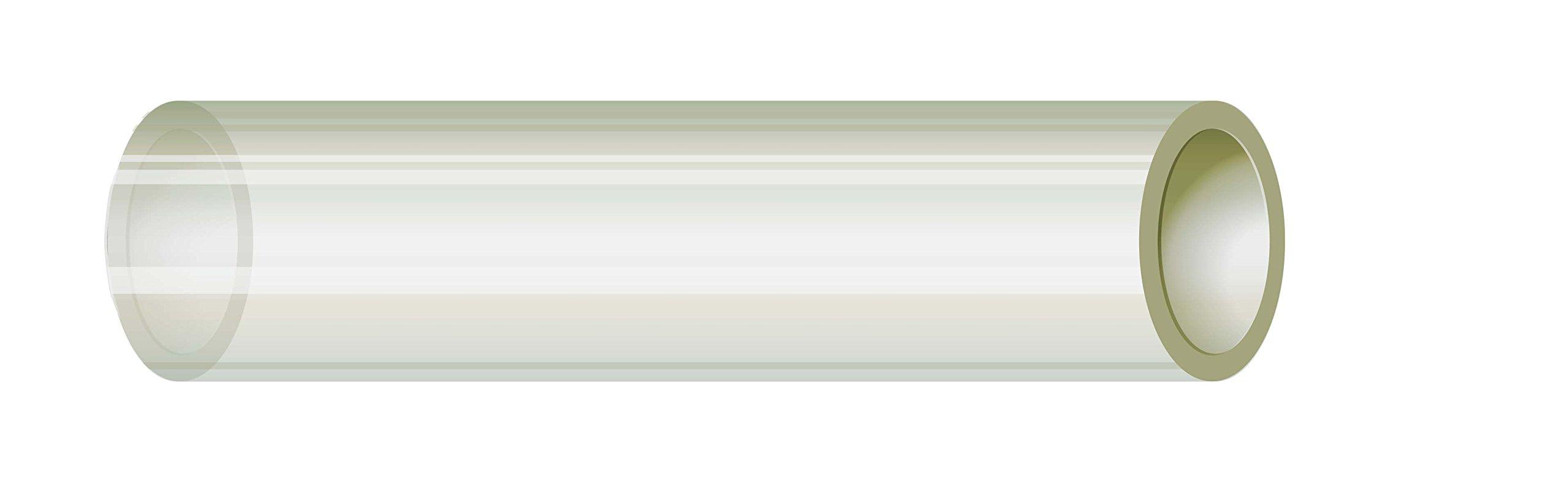 Sierra 116-150-0346 Clear 3/4'' x 50' PVC Hose