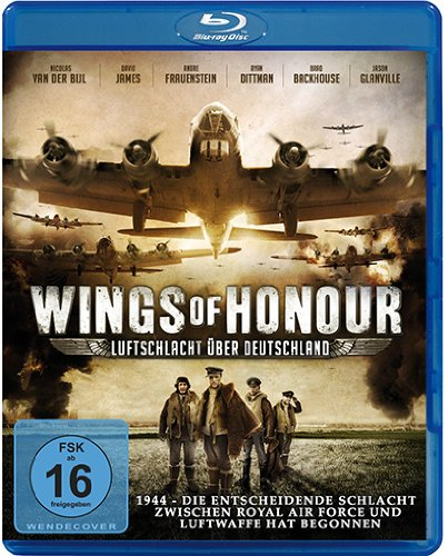 Angel of the Skies ( Wings of Honour: Luftschlacht über Deutschland (Battle for the Skies) ) [ NON-USA FORMAT, Blu-Ray, Reg.B Import - Germany ]