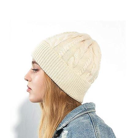 Sombreros y gorras XUERUI Sombrero Señoras Chicas De Punto ...