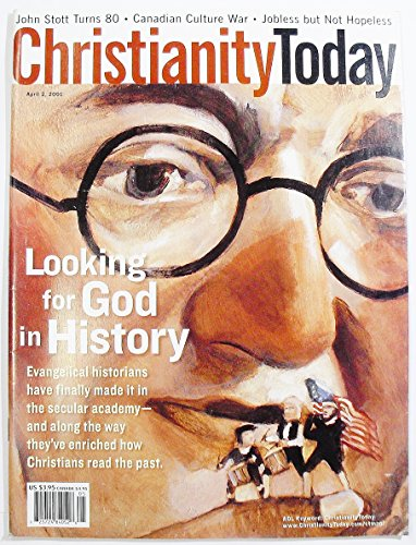 Christianity Today, April 2, 2001, Volume 45 Number 5
