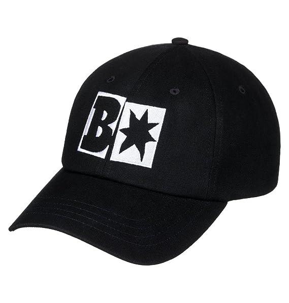 Gorra Dc - Bakerxdc Decon negro talla: OSFA (Talla única para ...