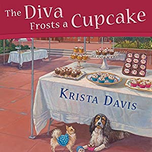 The Diva Frosts a Cupcake Audiobook