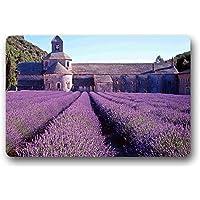 Doormat s Provence Lavender Custom Rectangle Entryways Non Slip Indoor/Outdoor Doormat Floor Mat 16 x 24,40cm x 60cm