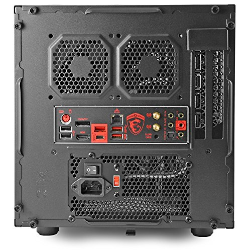 VR Ready Mini Gaming PC w/ Intel i7-7700, 16GB, 256GB NVMe M.2 SSD,2TB HDD, GTX 1080 TI, Win 10 home, CV1 - Configured and Assembled by MITXPC by MITXPC (Image #3)